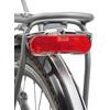 Axa Slim Steady Cykellygter StVZO sort/gennemsigtig